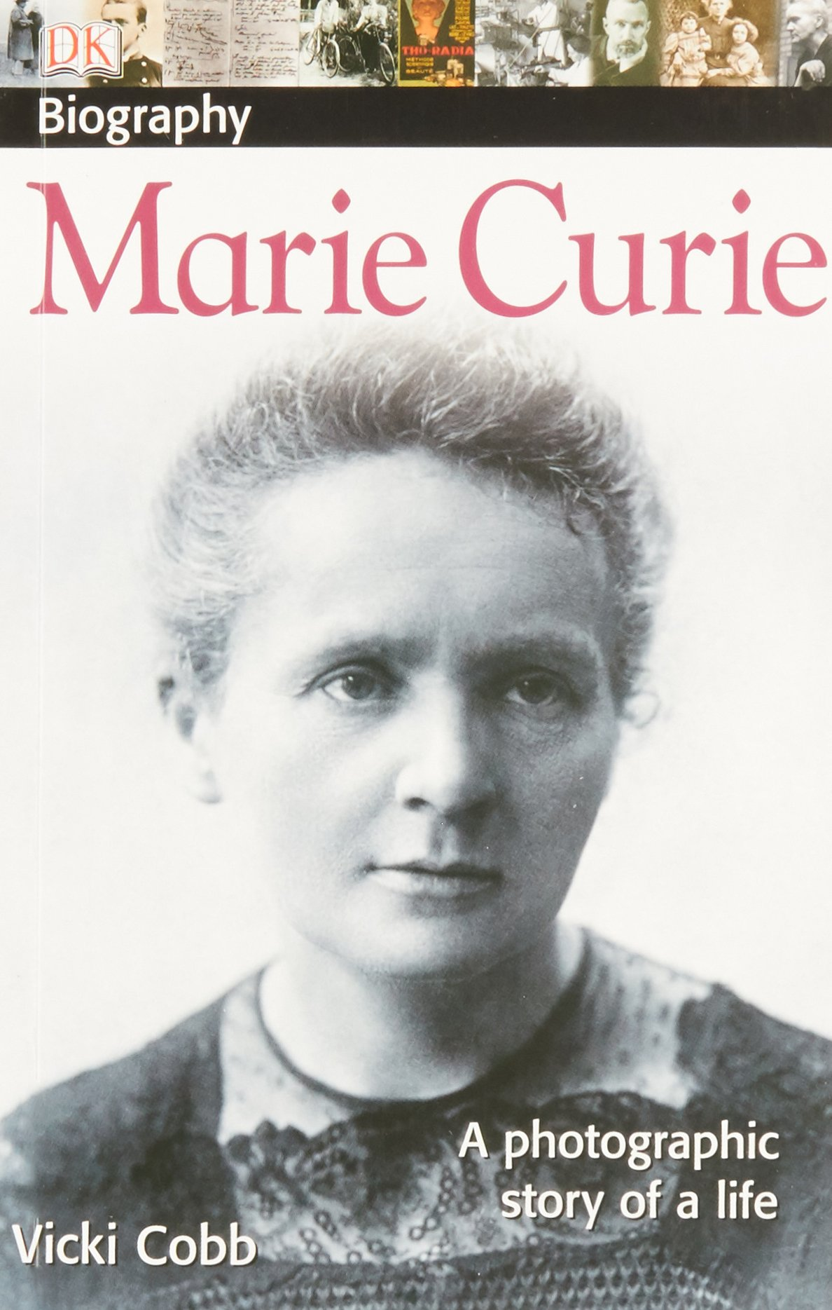 marie curie short biography essay Their happiness was short  biography of marie and pierre curie essay  the life and accomplishments of marie curie essay 1370 words | 6 pages marie curie was.