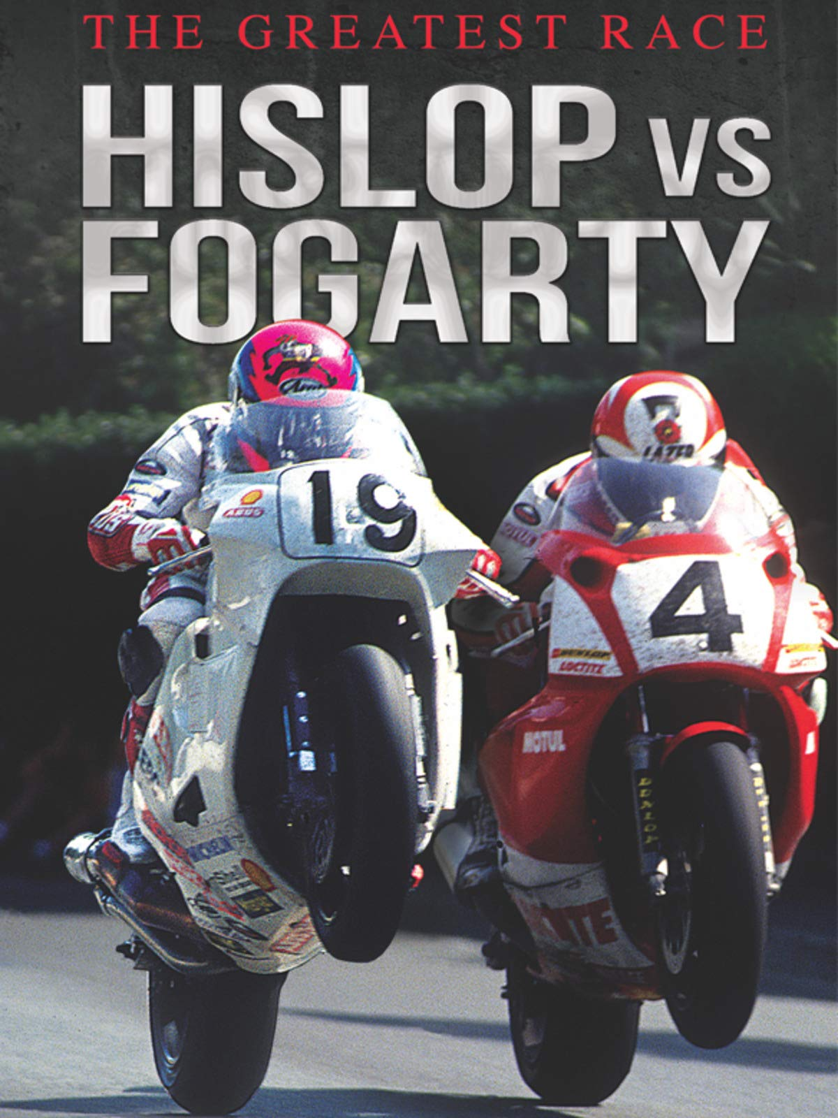 The Greatest Race - Hislop v Fogarty on Amazon Prime Video UK