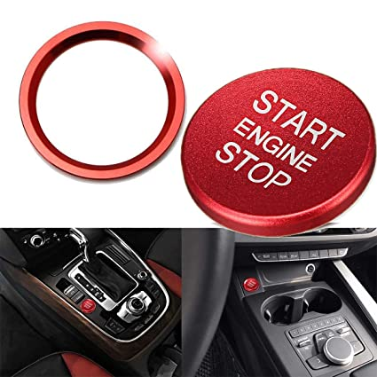Amazon com: One Buttons Engine Car Start Stop Push Button