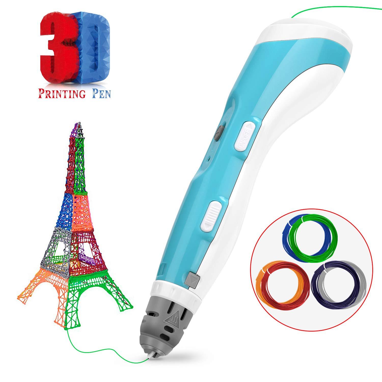 Pluma de impresión 3D Gifort Pluma 3D inteligente para Doodle ...