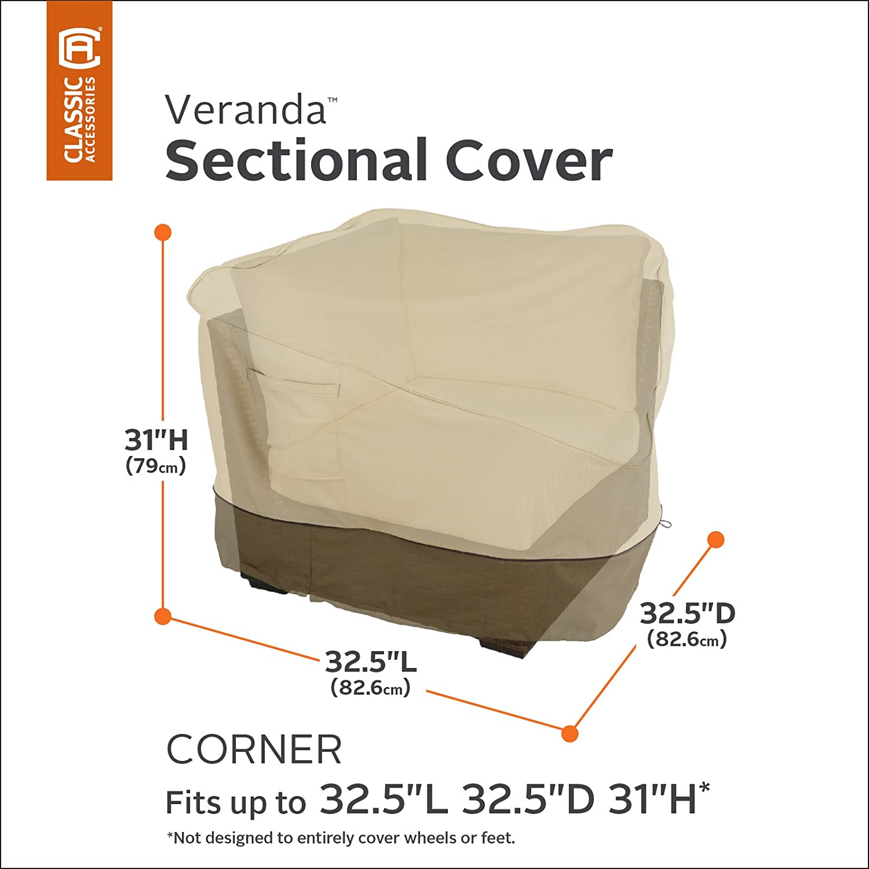 Amazon Classic Accessories 55 229 00 Veranda Patio