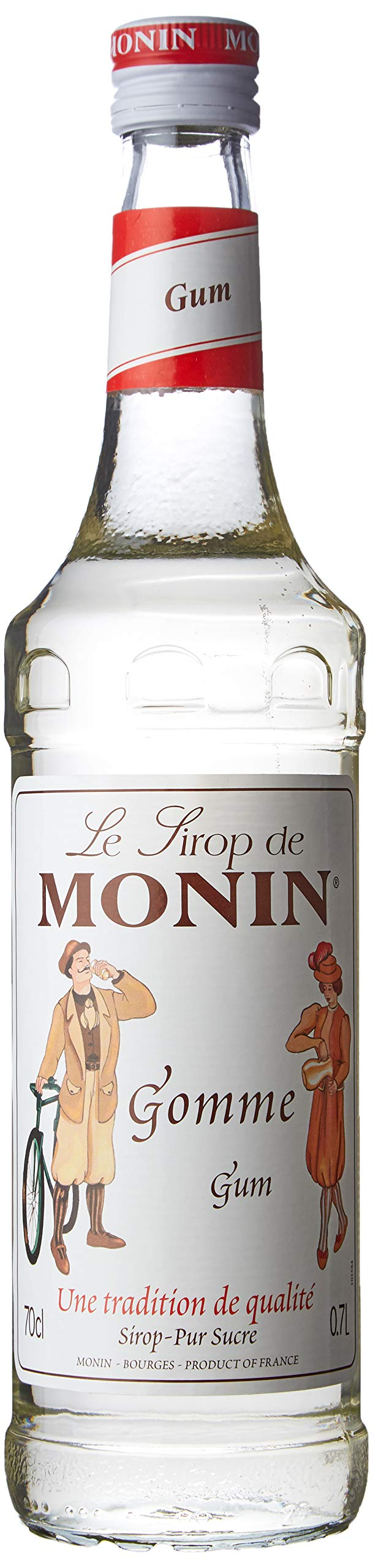 MONIN Premium Gum Syrup 700 ml