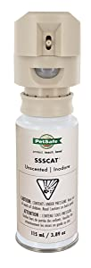 PetSafe SSSCAT Spray Pet Deterrent, Motion Activated Pet Proofing Repellent for Cats and Dogs
