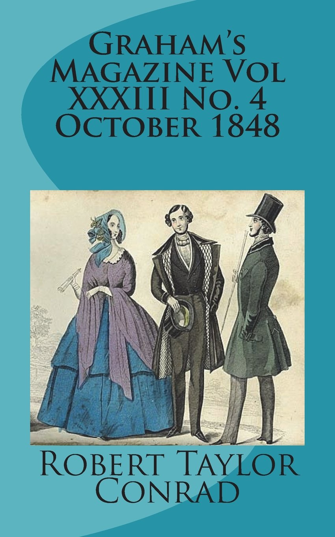 Graham's Magazine Vol XXXIII No. 4 October 1848 ePub fb2 ebook