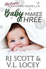 Baby Makes Three (Harrisburg Railers Series Book 10) Kindle Edition