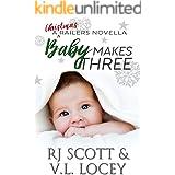 Baby Makes Three (Harrisburg Railers Series Book 10)