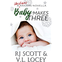 Baby Makes Three (Harrisburg Railers Series Book 10) book cover