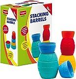 Toobeez 0205100-PRE Funskool Stacking Barrels Toy