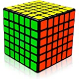 FAVNIC パズル6x6 競技用 知育玩具 立体パズル こども 脳トレ (Sticker6x6)