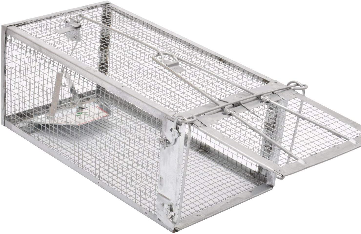 Kensizer Small Animal Humane Live Cage Rat Mouse Chipmunk Rodent Voles Hamsters Trap That Work For Indoor And Outdoor Amazon Ca Patio Lawn Garden