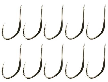 Fox Matrix Feeder Rigger Hooks Haken zum Feedern 10 Angelhaken zum Feederangeln Brassenhaken Feederhaken Friedfischhaken