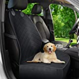 Active Pets Front Seat Dog Cover, Durable Protector Against Mud & Fur Waterproof, Scratch Proof & Nonslip Seat Pet Cover -Dog