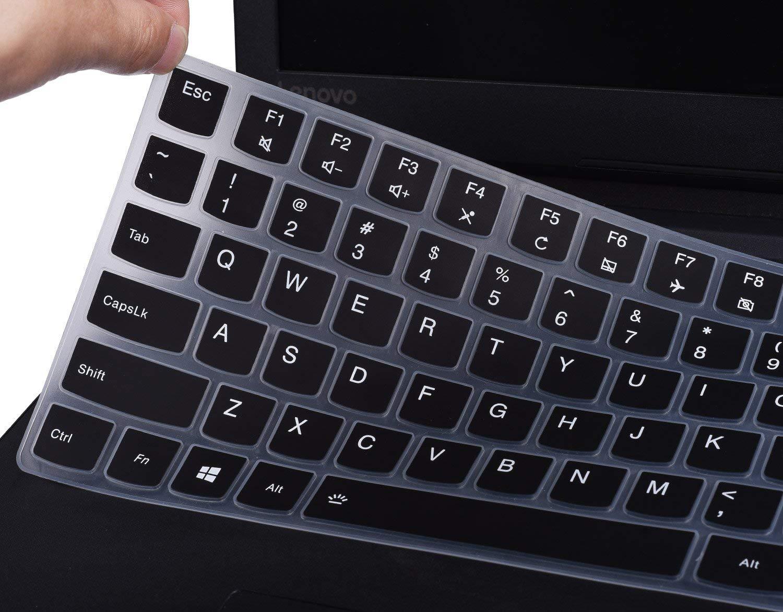 Keyboard Cover Silicone Skin for 2018 Lenovo Legion Y520 15 6