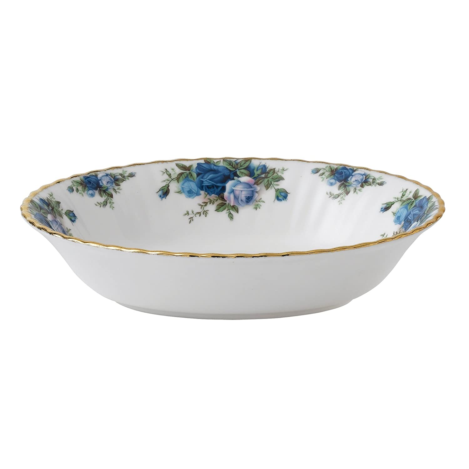 Royal Albert Moonlight Rose 32-ounce Open Vegetable Dish 15185062 H8-XFVS-S0QL