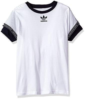 Amazon.com  adidas Originals Boy s Big Kids NMD Tee  Clothing c32a786f2