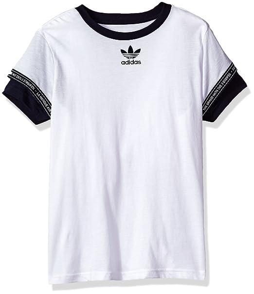 962fd6b71 Amazon.com  adidas Originals Boy s Big Kids NMD Tee  Clothing