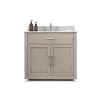 Mid Century Bathroom Vanity | Amazon Com Urbanfurnishing Net Grace 36 Inch 36 Mid