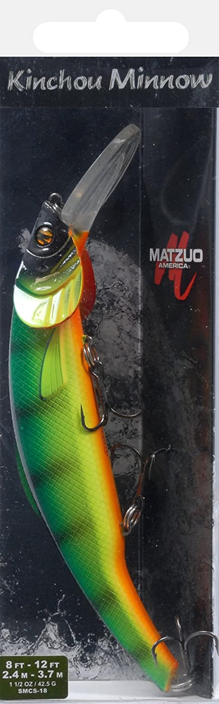 Matzuo Kinchou Minnow Pike//Muskie Series Crankbait