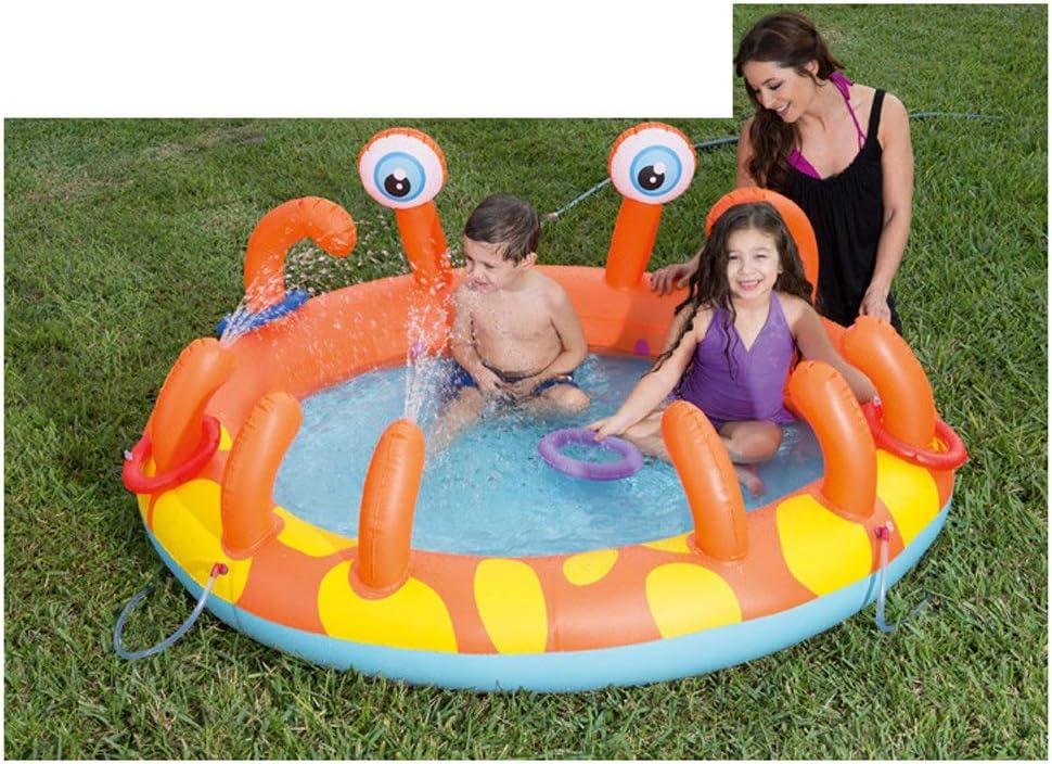 NA Piscina Inflable de niños Plegable portátil Bañera Piscina for Adultos Apto for niños niño, bebé, Ducha de Personas Mayores