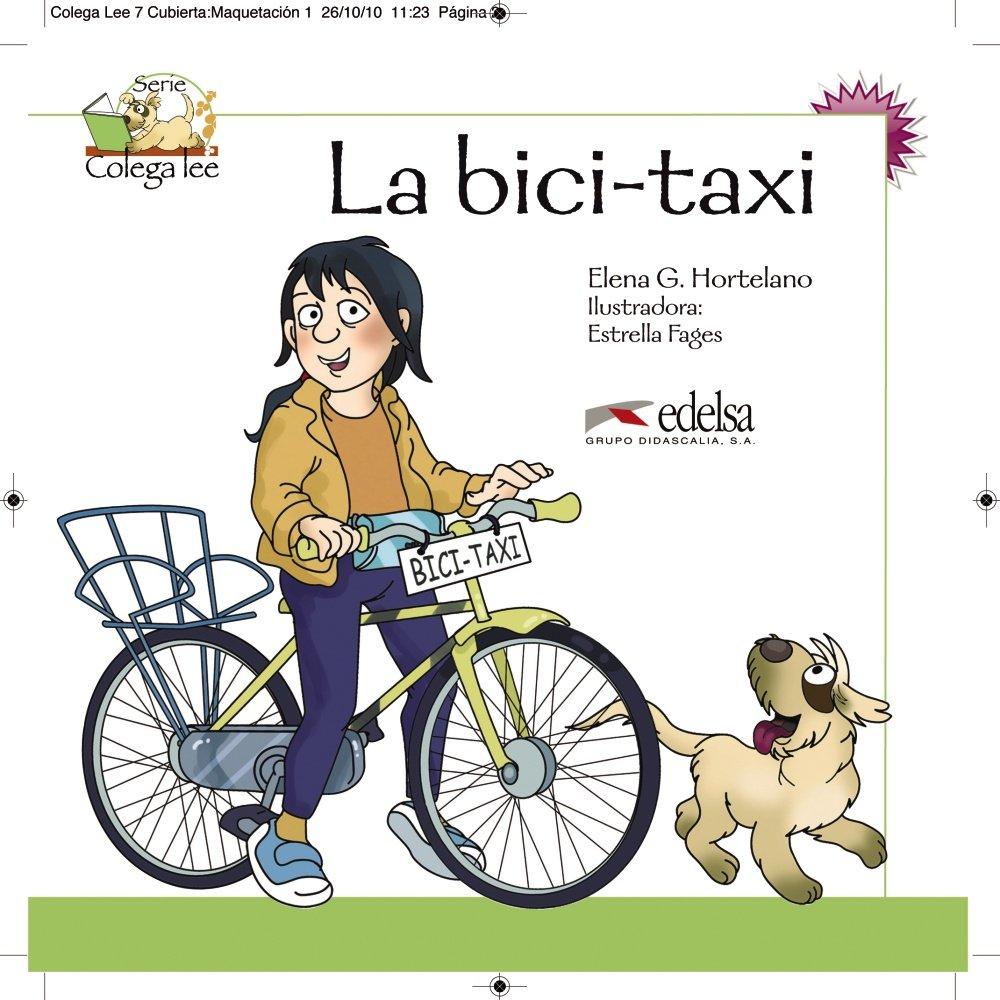 Colega lee 2 - 1/2 la bici-taxi Lecturas - Niños - Colega lee ...