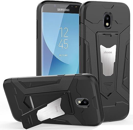 ykooe Funda Galaxy J7 2017, Samsung J7 2017 Teléfono Híbrida de ...