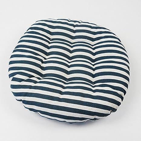 Amazon.com: Silla de oficina cojín almohadilla de asiento de ...
