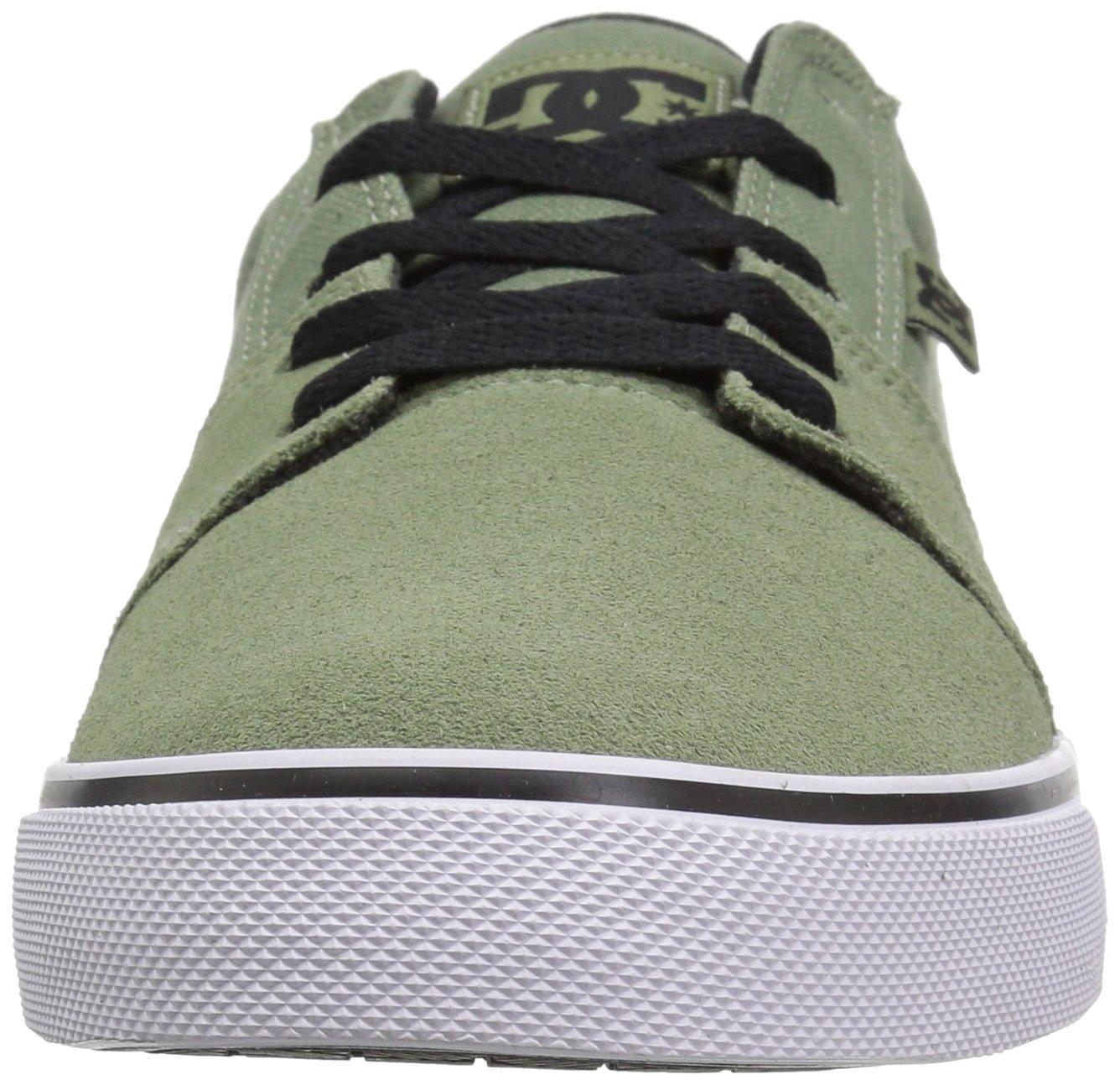 DC TONIK TONIK DC Unisex-Erwachsene Sneakers Olive Nights 528004