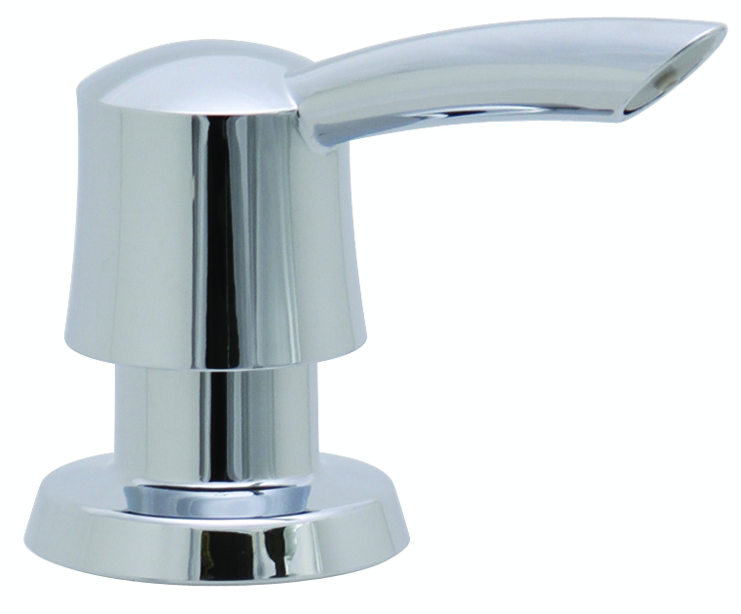 Premier Faucet 284456 Soap Dispenser, 17.5 Ounce, Chrome