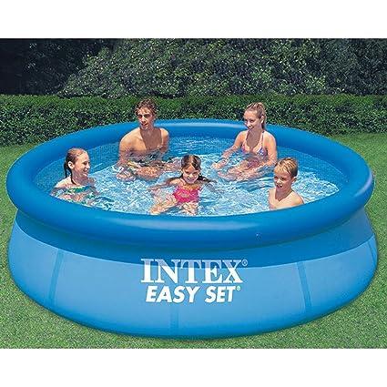 Intex Easy Pool. intex easy set pool 244 x 76cm destination beach ...