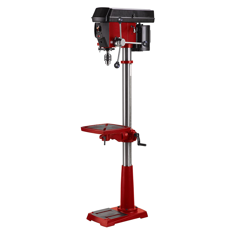 2. OEMTOOLS 24826 15 inch Pillar Drill - Best Floor Standing Drill Press