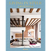 Living in style Amsterdam [Idioma Inglés]