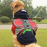 Lifeunion Saddle Bag Backpack for Dog, Tripper