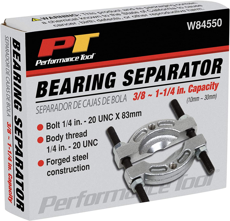 Performance Tool W87128 Bar Type Puller//Bearing Separator Set