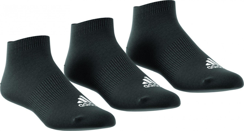 Adidas Men's Performance Socks No Show Thin Extra Short Thin 3 Pair