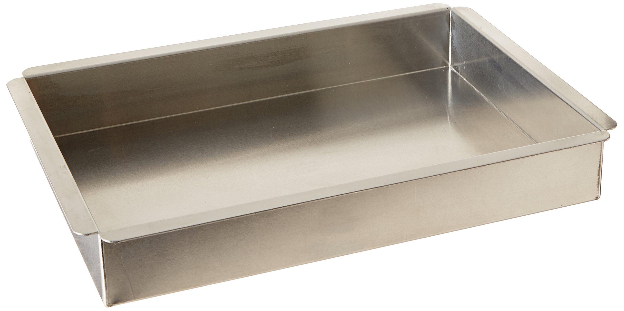 Winco ACP-0913 2-Inch Deep Aluminum Rectangular Cake Pan, 9-Inch by 13-Inch