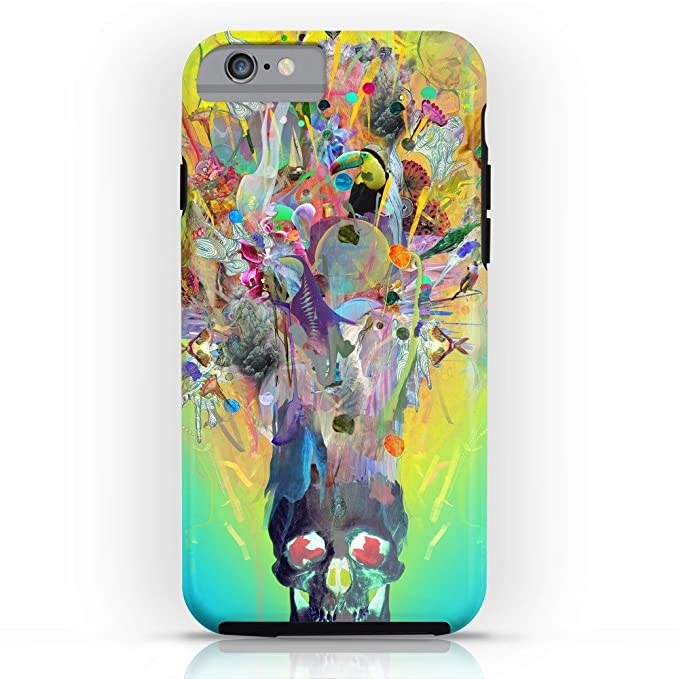 new styles 4da63 e4fa0 Amazon.com: Society6 Revival Tough Case iPhone 6s: Archan Nair: Cell ...