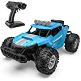 Tomzon Remote Control Car, 1/16 Scale High Speed Car, 2.4GHz Off Road Trucks with Shock Absorbers Anti-Slip Tires, 30…