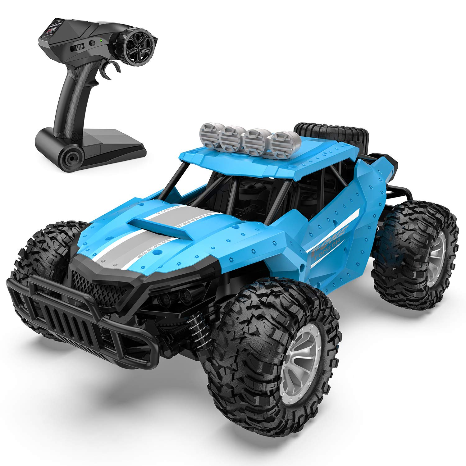 Super Fast Remote Controlled Car