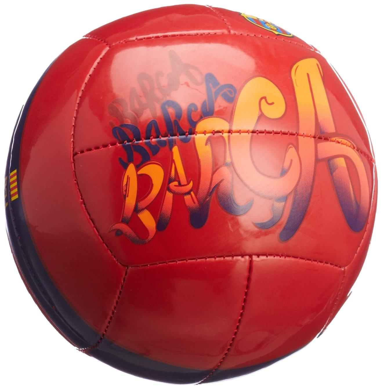 Nike Skill - Balón de fútbol, diseño de FC Barcelona Rojo Maroon ...