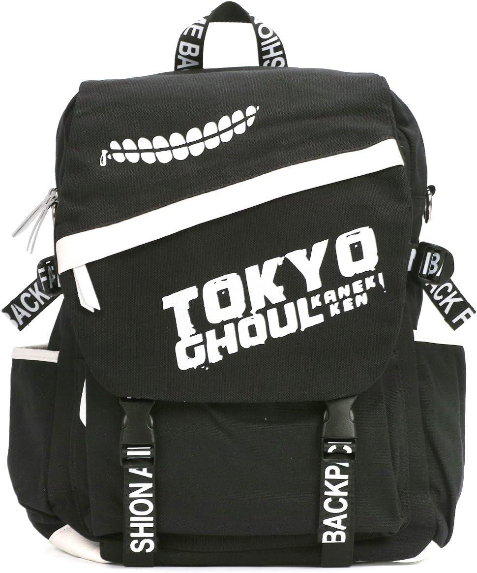 CoolChange Sac /à Dos de Tokyo Ghoul Noir