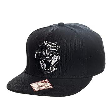 59d665c6a59392 Tasmanian Devil - Taz Silhouette Snapback Cap: Amazon.co.uk: Toys & Games