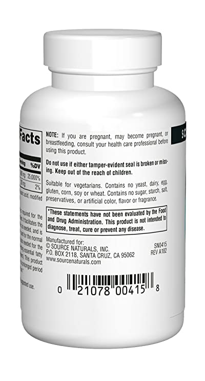 Source Naturals Vitamin B-6 500mg, 50 Tablets: Amazon.es: Salud y ...