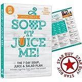 Soup 'n' Juice Me! Recipe & Coaching DVD