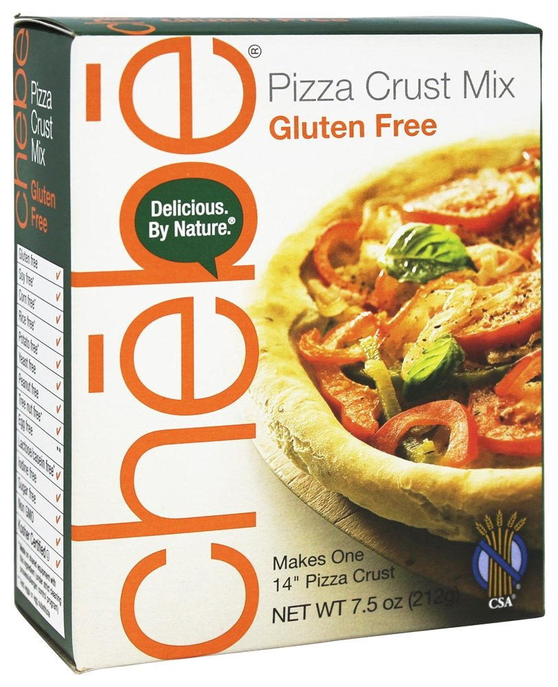 Chebe - Gluten Free Pizza Crust Mix - 7.5 oz (pack of 2) by Chebe Bread