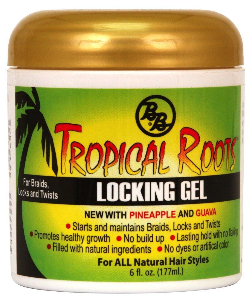 B&B Tropical Roots Locking Gel by Bronner Brothers Bronner Bros
