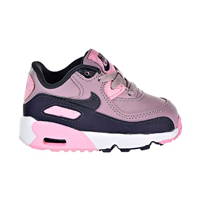 00cc69e4e828 NIKE - Air Max 90 Leather - 833379602 - Color  Black-Violet - Size