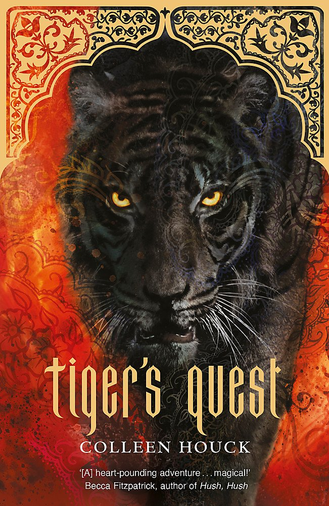 Tiger's Quest: Tiger Saga Book 2 (Tigers 2)