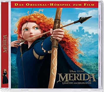 Merida Legende Der Highlands Disney Merida Amazonde Musik