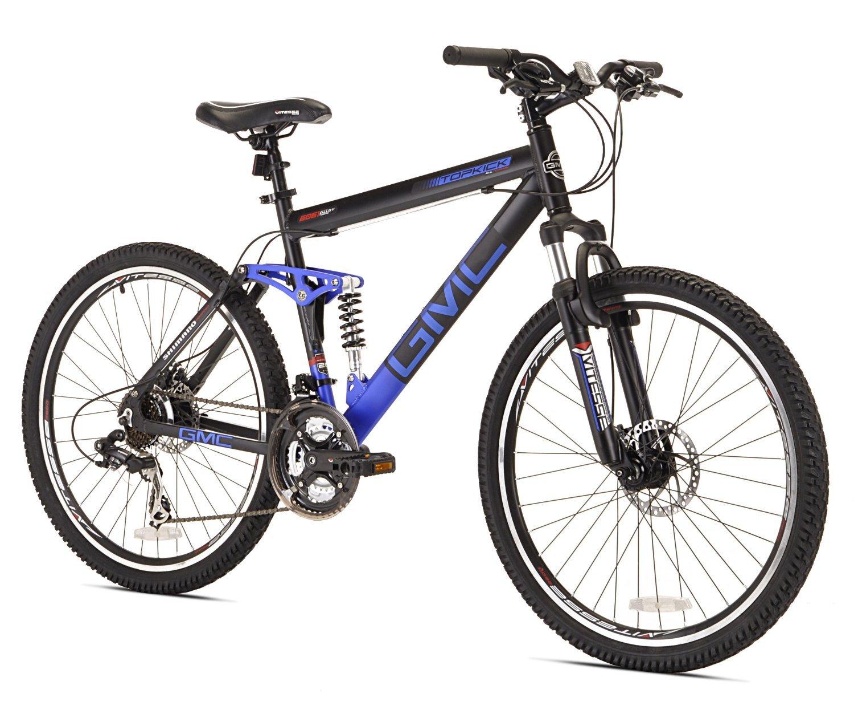GMC TOPKICK デュアルサスペンション Mountain Bike マウンテンバイク【並行輸入品】+NONOKUROオリジナルグッズ B00L7TJ1N0