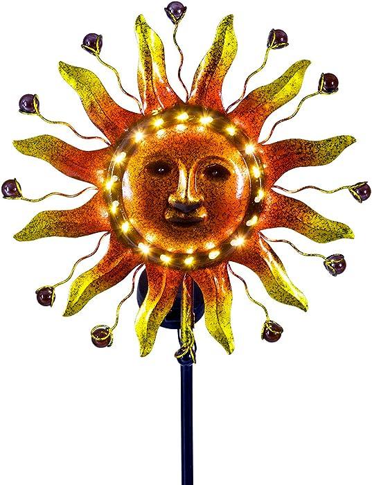 Updated 2021 – Top 10 Sun Garden Stake
